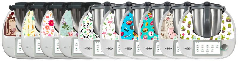 Collection Prestistick stickers Thermomix TM6