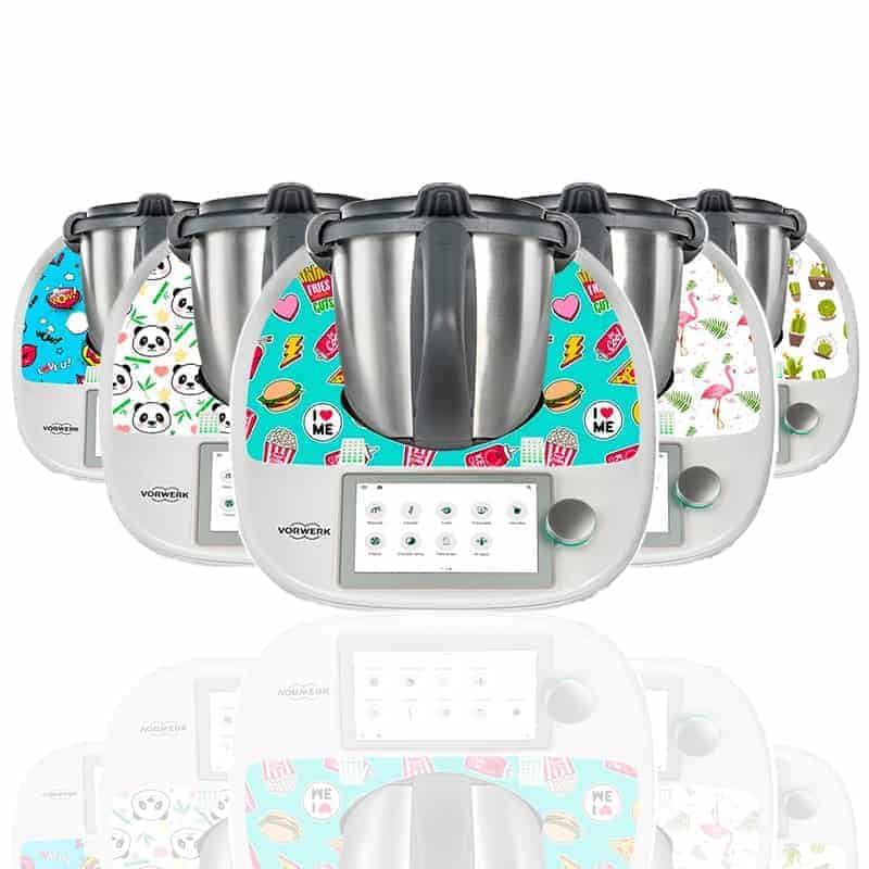 Stickers Thermomix TM6
