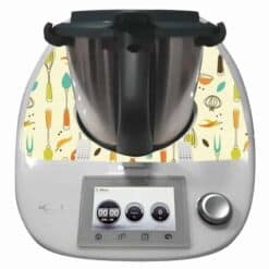 Sticker pour Thermomix TM5 Ustensiles